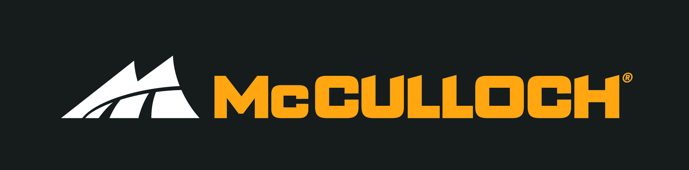 McCulloch - hage verktøy