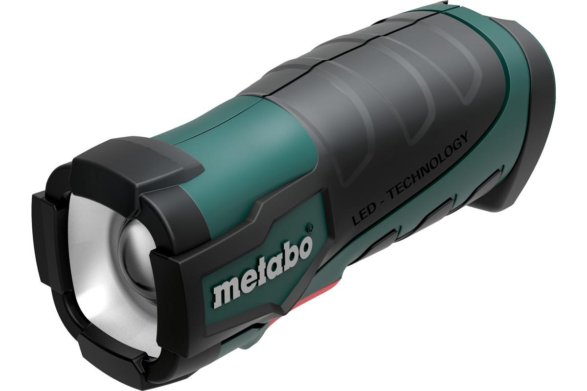 Batteridrevet arbeidslampe Metabo PowerMaxx TLA LED 10,8 V (uten batteri og lader)