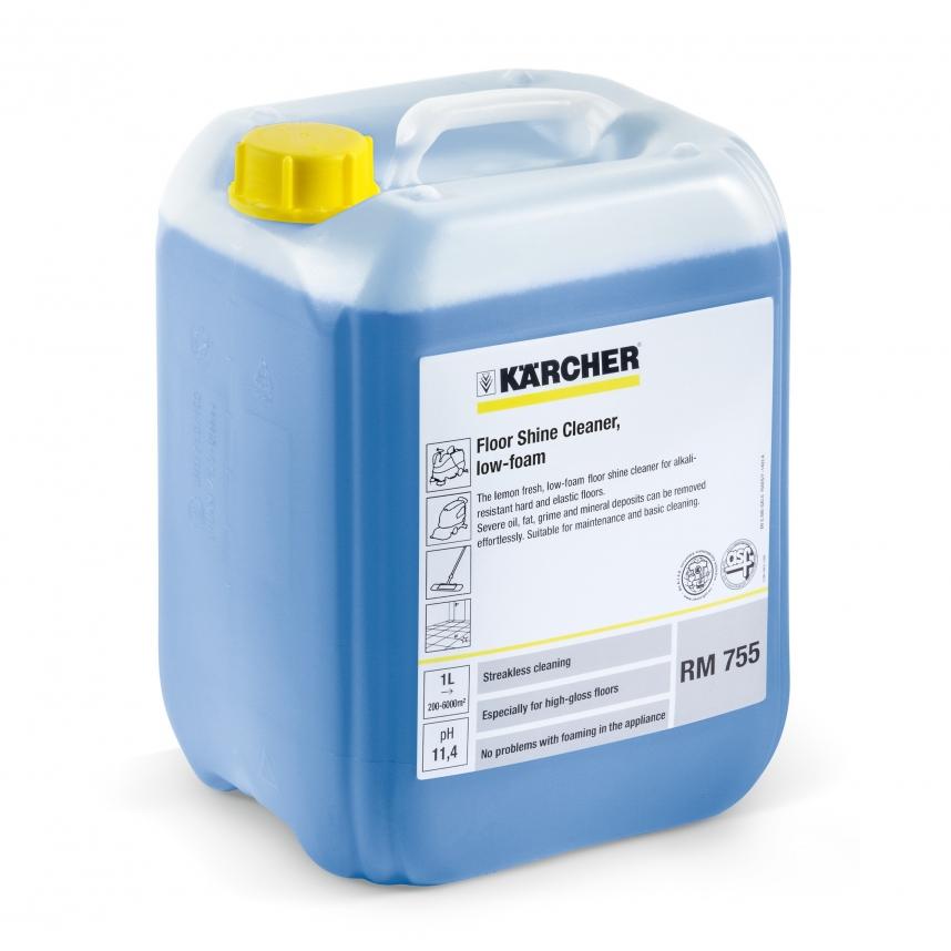 Rengjøringsmiddel for gulv Karcher RM 755 ES ASF 10 l