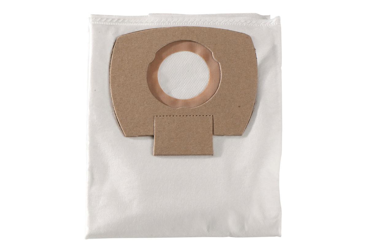 Tekstil støvposer Metabo ASA 25/30 L PC/INOX 5 stk