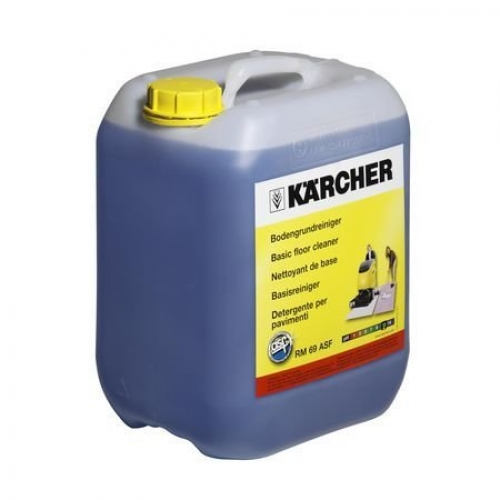 Rengjøringsmiddel for gulv Karcher RM 69 ASF, 10l
