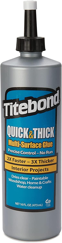 Trelim Titebond No-Run, No-Drip Wood Glue 474 ml