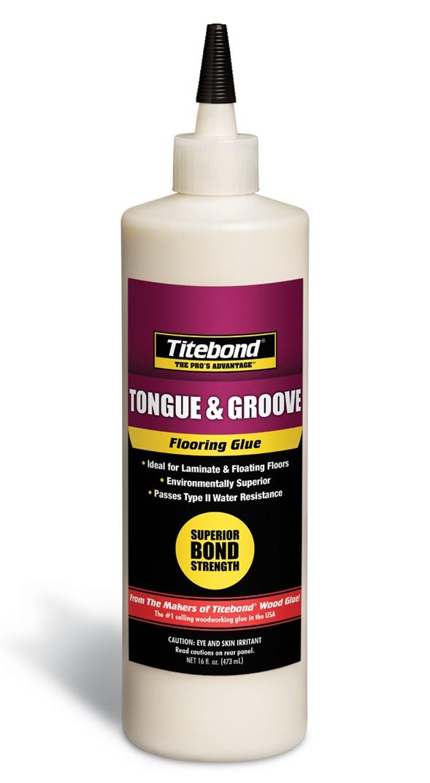 Trelim Titebond TONGUE&GROOVE 474 ml
