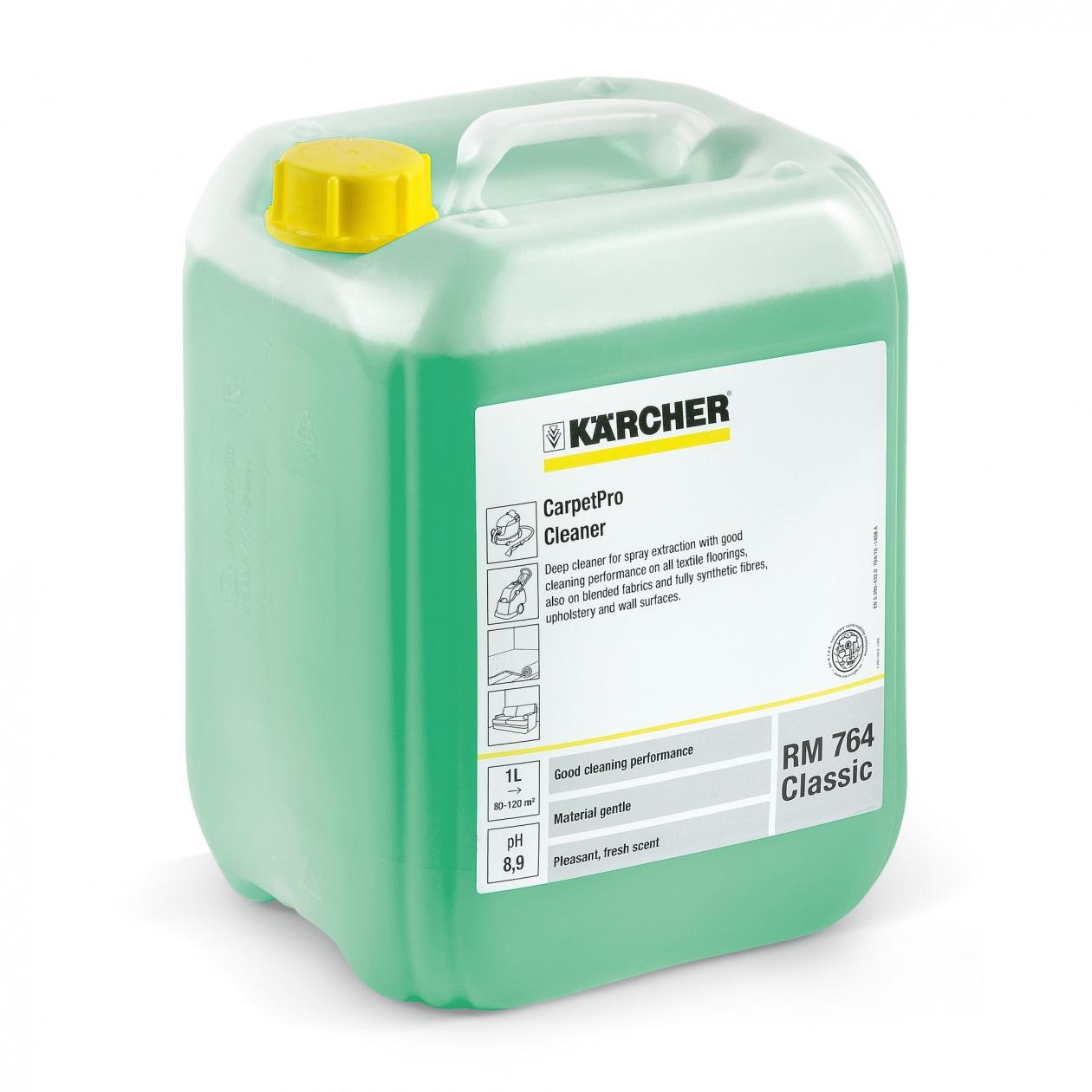 Rengjøringsmiddel for gulv Karcher RM 764 Classic 10 l