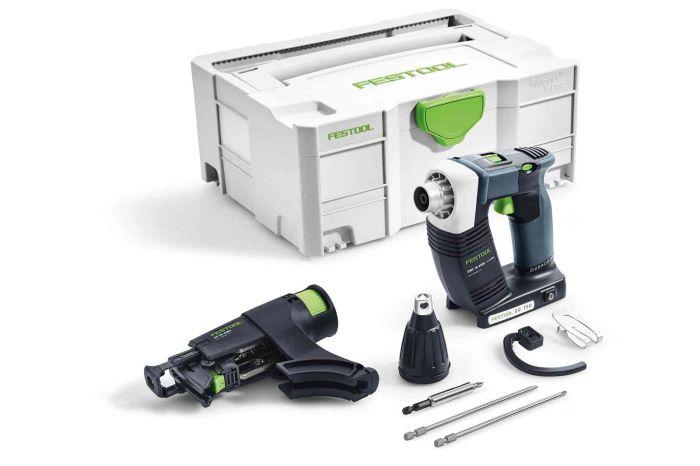 Skruautomat Festool DWC 18-2500 Li-Basic 18 V (uten batteri og lader)
