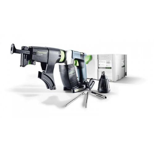 Skruautomat Festool DWC 18-4500 Li-Basic 18 V (uten batteri og lader)