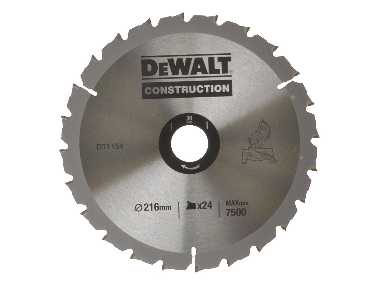 Sagblad for tre DeWalt DT1154-QZ 216 mm 1 stk