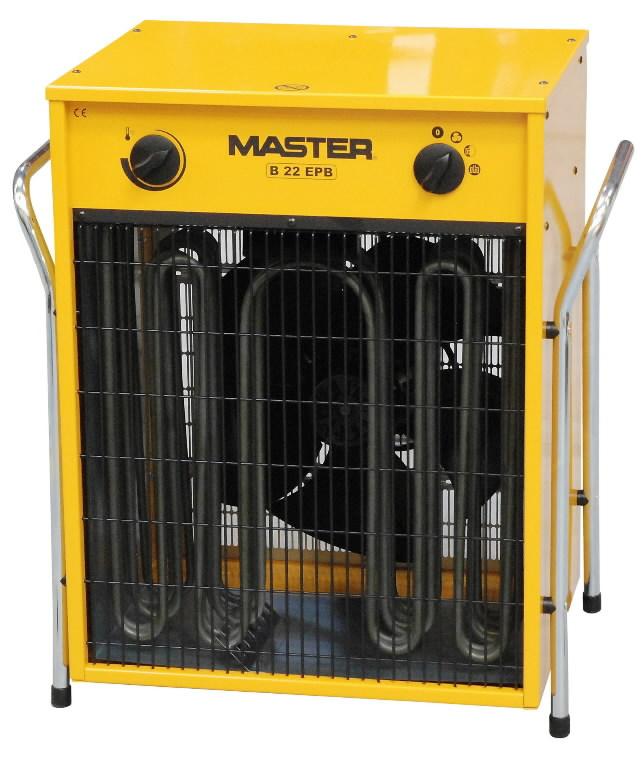 Varmevifte Master B 22 EPB 22 kW