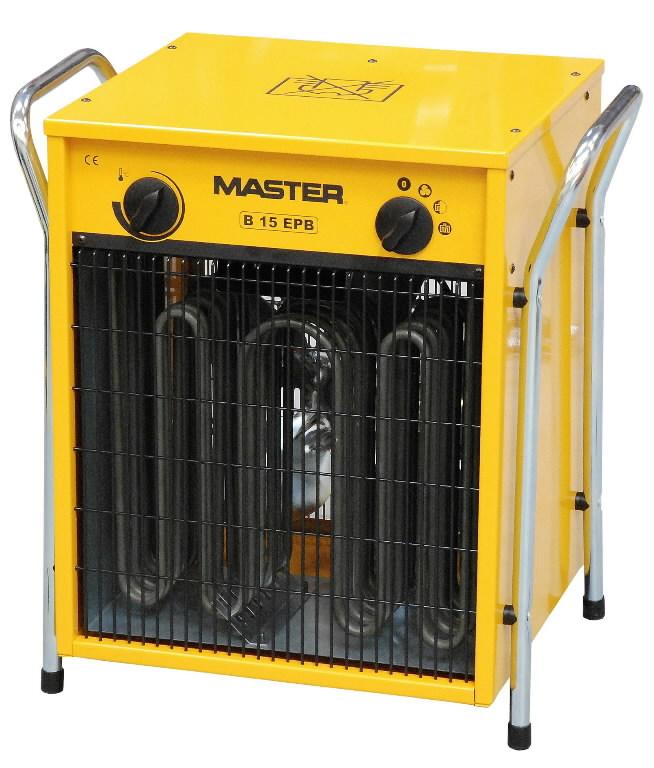 Varmevifte Master B 15 EPB 15 kW