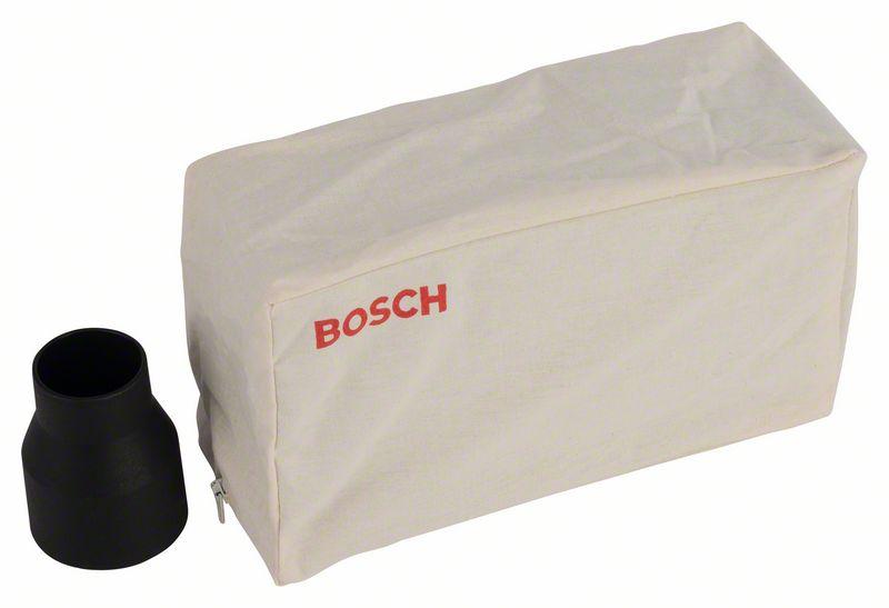 Støvpose med adapter Bosch, GHO 40-82 C/14,4V/18V