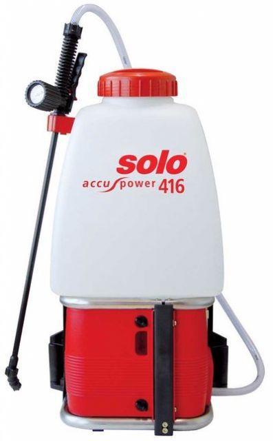 Batteridrevet sprøyte Solo 416, 20l
