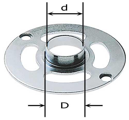 Kopieringsring Festool KR D10,8/OF 900