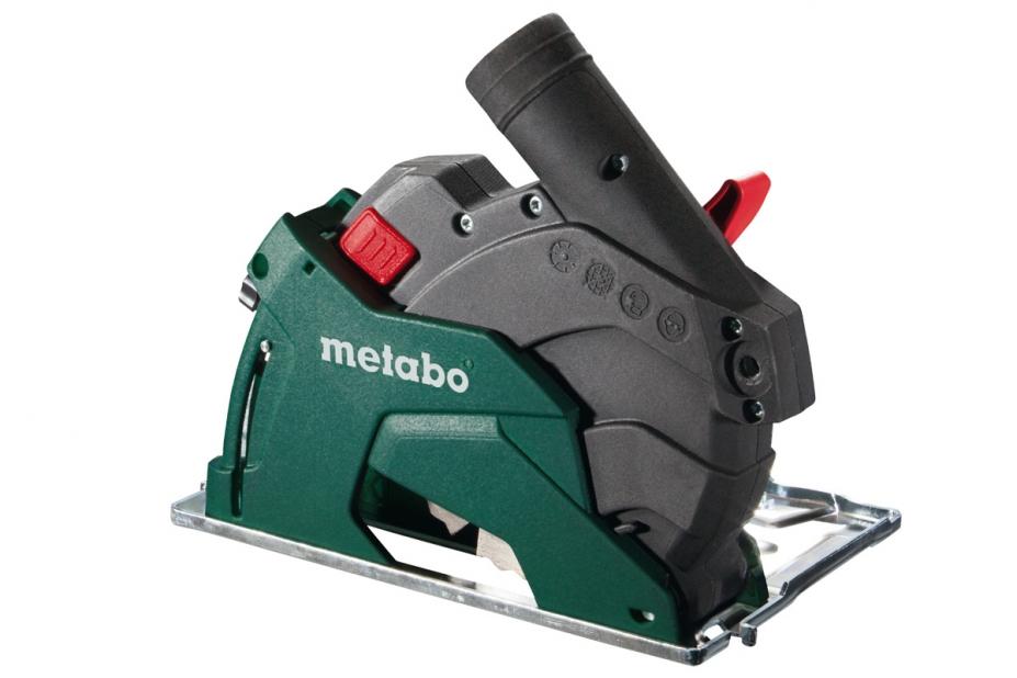 Splintbeskyttelse og avsugskapper Metabo CED 125