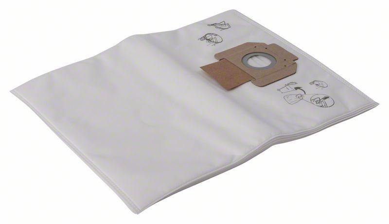 Tekstil støvposer Bosch passer til GAS 20 L SFC, GAS 15 L 5 stk.