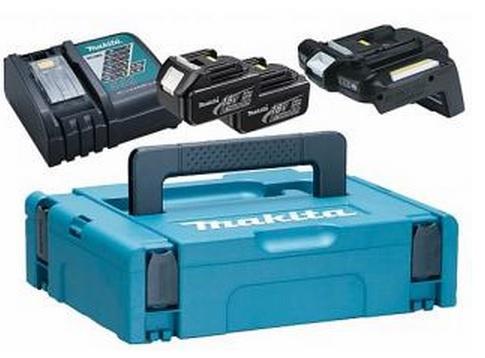 Tilbehørsett Makita 196701-7 egnet til 18 V og 36V verktøy