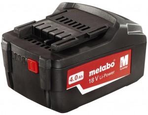 Batteri Metabo Extreme 18V 4,0 Ah Li-ion