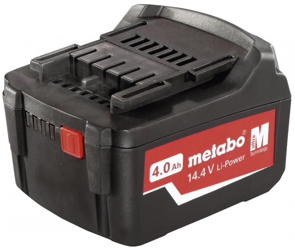 Batteri Metabo Extreme 14,4V 4,0 Ah Li-ion