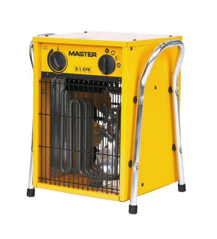 Varmevifte Master B 5 EPB 5 kW, 400V