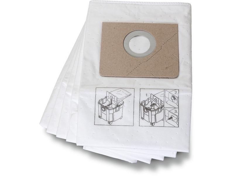 Tekstil støvposer Fein, tinka Dustex 35 L, 5 stk