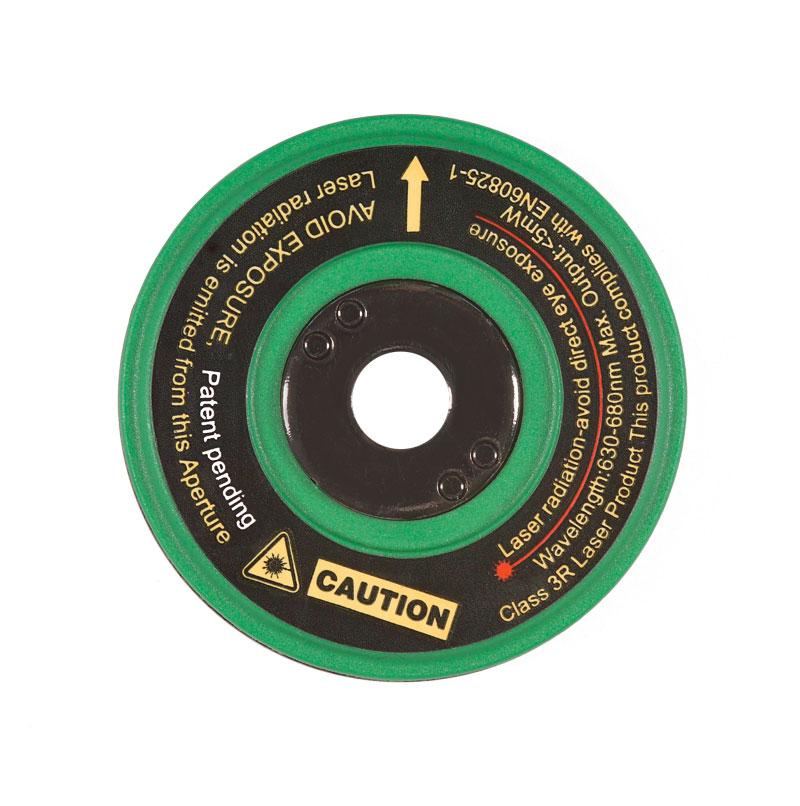 Lasermutter til fastspenning av skjæreskive Hitachi 750461