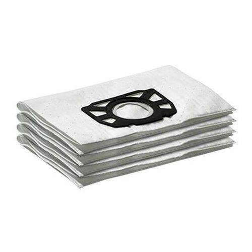 Tekstil støvposer Karcher WD 7.000 WD 7.300 WD 7.500 4 stk
