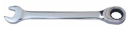Skiftenøkkel med skralle Stanley 12 mm