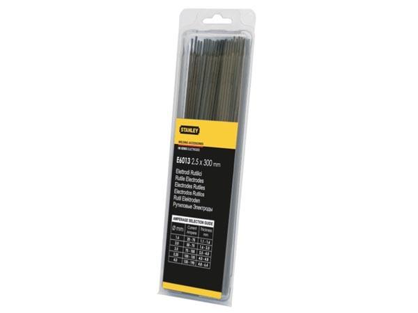 Elektrode Stanley 2x300 mm 25 stk.