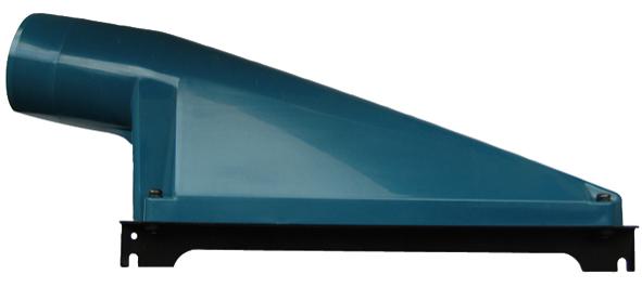 Støvavsugsadapter Makita 2012NB