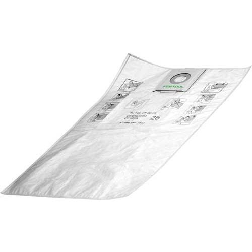 Tekstil støvposer Festool SC FIS-CT 48/5 stk