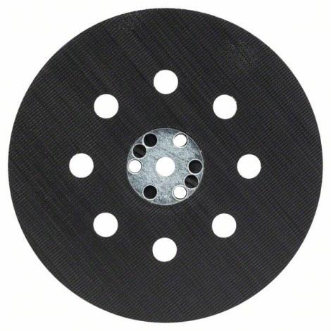 Slipeplate til eksentersliper Bosch; 125 mm middels hard; til verktøy PEX, for modeller produsert 2007-2014