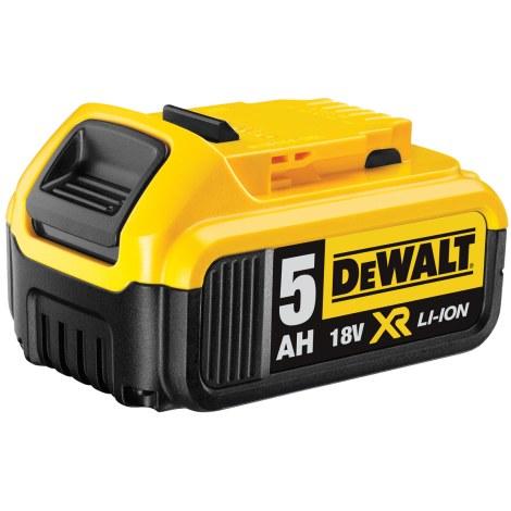 Batteri DeWalt DCB184; 18 V; 5,0 Ah; Li-ion