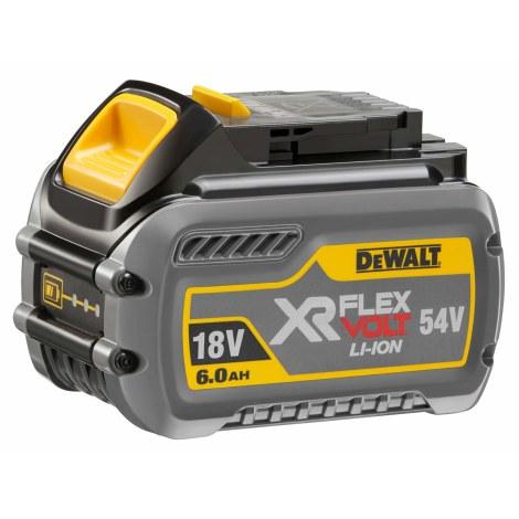Batteri DeWalt DCB 546; 18 V/54 V; 6,0 Ah; Li-ion