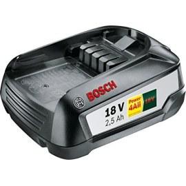 Batteri Bosch PBA 18; 18 V; 2,5 Ah; Li-lon