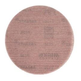 Nettmønstret slipepapir Mirka Abranet Flowpack; 125 mm; P180; 3 stk