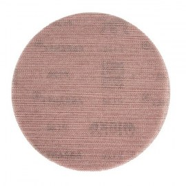 Nettmønstret slipepapir Mirka Abranet Flowpack; 125 mm; P320; 3 stk