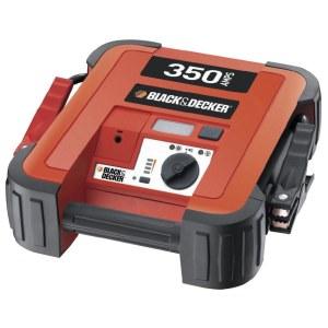 Bærbar bil batterilader BLACK & DECKER BDJS350, 12 A
