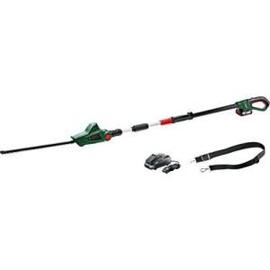 Teleskopisk hekksaks Bosch Universal Hedge Pole 18; 18 V; 1x2,5 Ah batteridrevet; 43 cm lengde