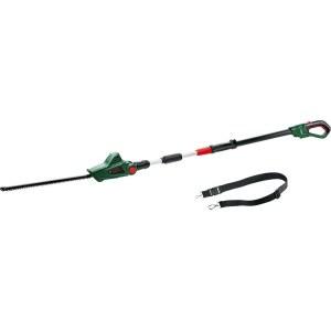 Teleskopisk hekksaks Bosch Universal Hedge Pole 18; 18 V batteridrevet; 43 cm lengde (uten batteri og lader)