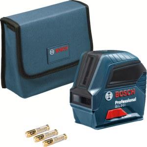 Krysslaser  Bosch GLL 2-10