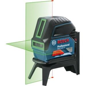 Linjelaser Bosch GCL 2-15 G grønn + holder RM1