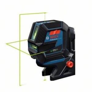 Linjelaser Bosch GCL 2-50 G + holder RM10