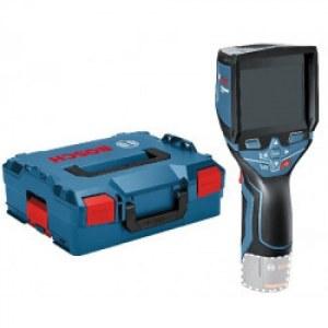 Infrarød termometer Bosch GTC 400 C; 12 V (uten batteri og lader)