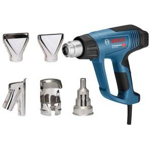 Varmluftspistol Bosch GHG 23-66 + tilbehør