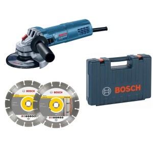 Vinkelsliper Bosch GWS 880 Professional + tilbehør