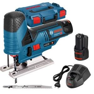 Stikksag Bosch GST 12V-70 Professional; 12 V; 2x3,0 Ah batt.