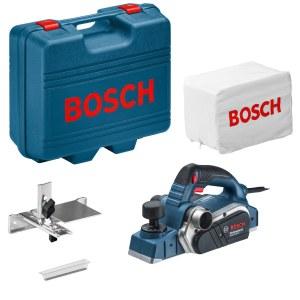 Elhøvel Bosch GHO 26-82 D + koffert