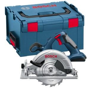 Batteridrevet sirkelsag Bosch GKS 18 V-LI Solo (uten batteri og lader)