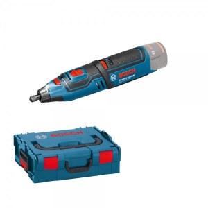Rotasjonsverktøy Li-ion batteri Bosch GRO 12V-35 Solo L-Boxx (uten batteri og lader)