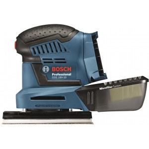 Plansliper Bosch GSS 18 V-10 (uten batteri og lader)