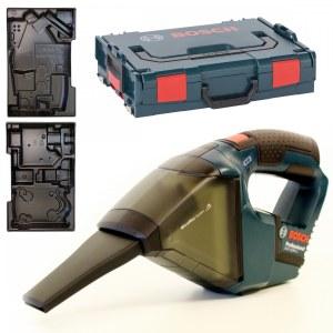 Batteridrevet støvsuger Bosch GAS 12V; 12 V (uten batteri og lader)